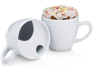 coffee donut warmer