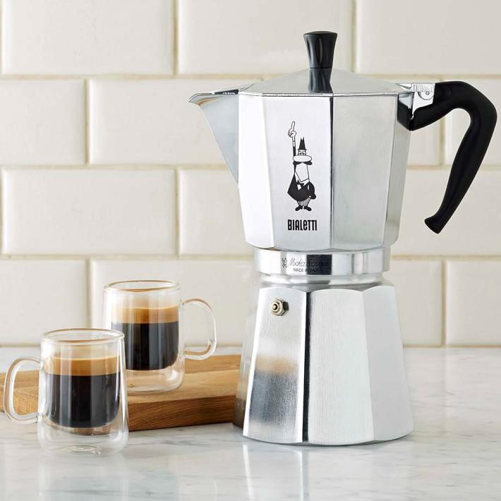 bialetti espresso moka pot