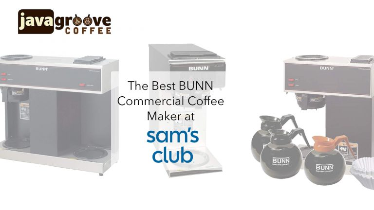 commercial coffee maker BUNN sams club