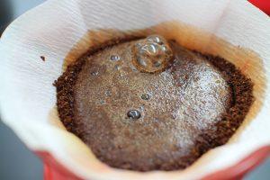 coffee pour over technique