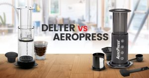 delter press vs aeropress review comparison