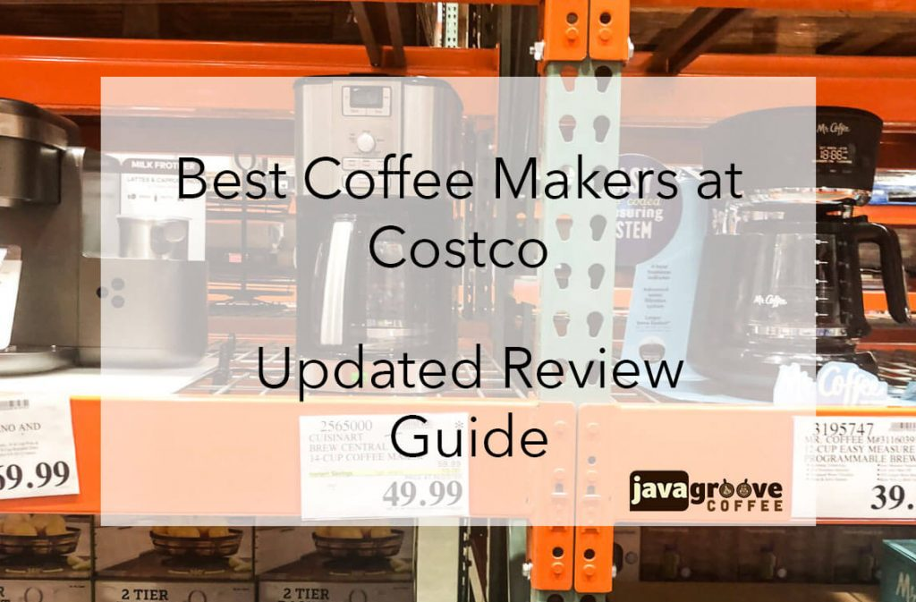 best coffee maker at costco