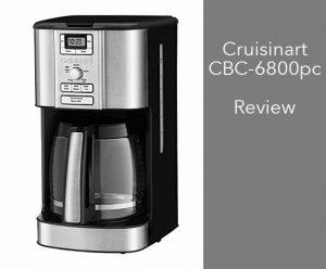 cuisinart cbc-6800pc review