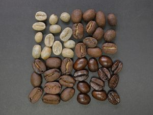 coffee roast differences