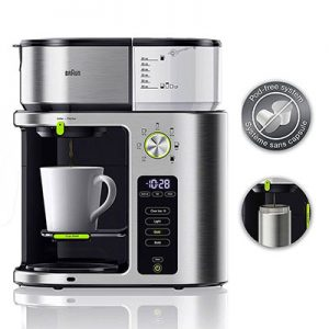 Braun MultiServe 10-Cup SCA Certified Coffee Maker