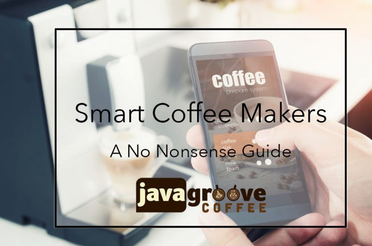 smart coffee machine guide