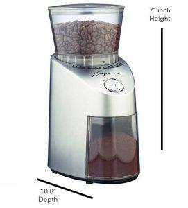 coffee grinder costco