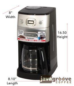 DGB-625BC grinder coffee maker