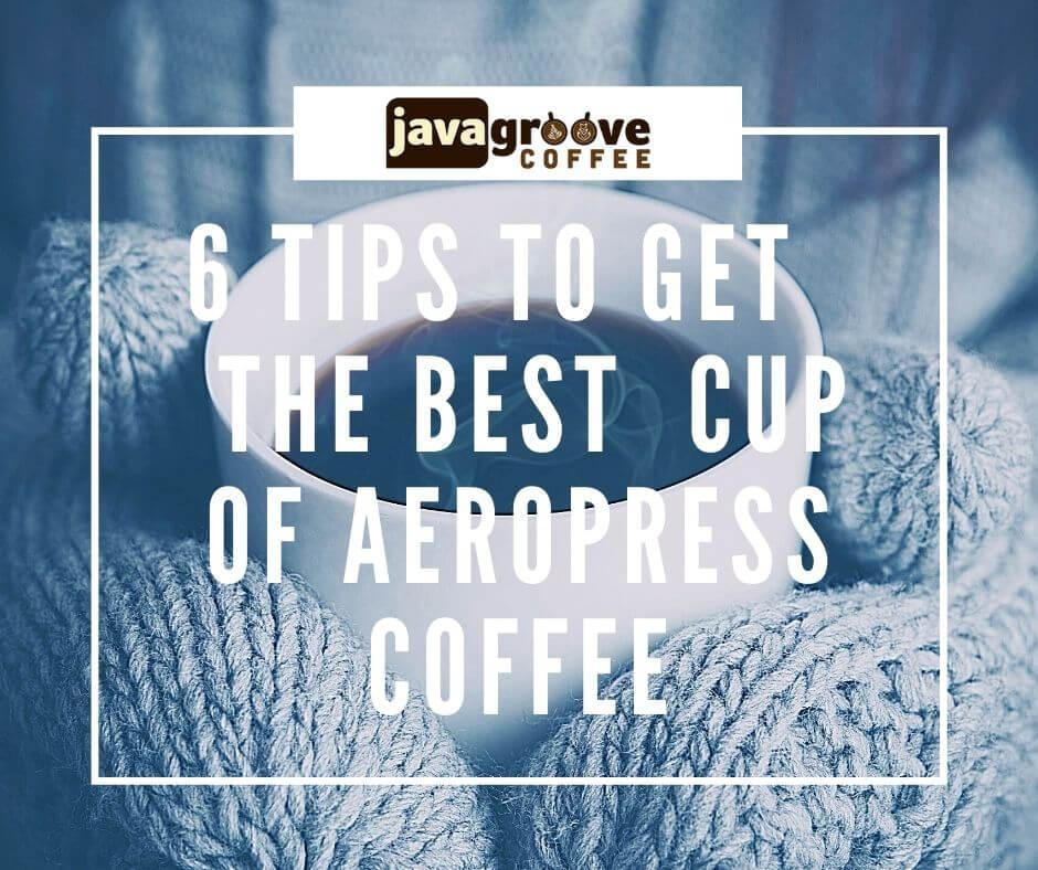 best aeropress tips