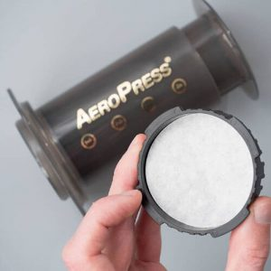 aeropress paper filter replacement