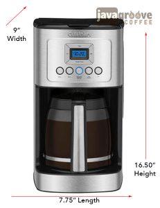 best cuisinart coffee maker dcc-3200