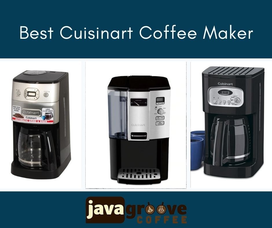 best cuisinart coffee maker
