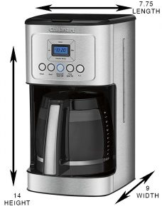 Cuisinart dcc 3200 best coffee maker at target
