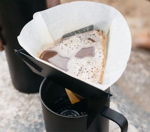 brewing pourigami