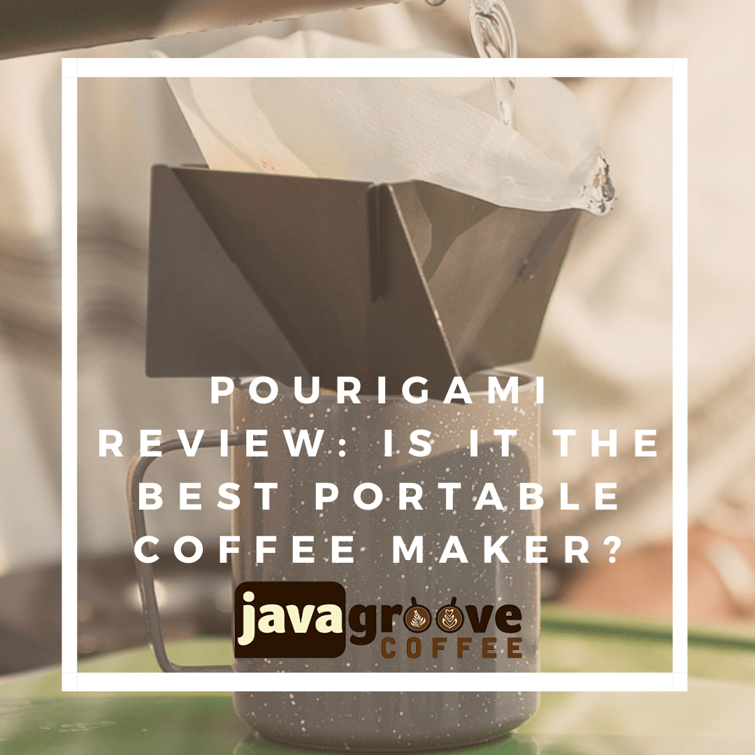 pourigami portable coffee maker review guide